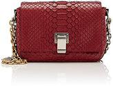 Proenza Schouler WOMEN'S COURIER PYTHON TINY SHOULDER BAG