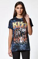 Liquid Blue Kiss Hotter Than H*ll Tie-Dye T-Shirt