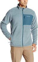 Columbia Men's Teton Peak Sherpa-Lined Fleece Jacket