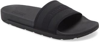 Hunter Original Elastic Slide Sandal