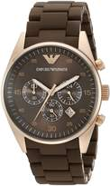 Emporio Armani Men's AR5890 Sport Chronograph Watch