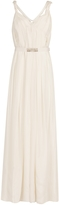 Matthew Williamson Parachute Silk Drape Dress