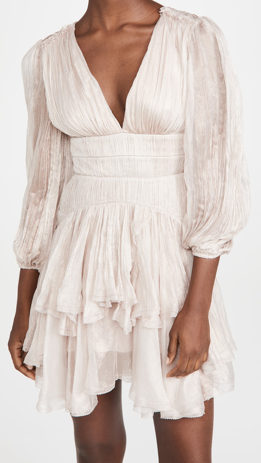 Maria Lucia Hohan Dania Mini Dress