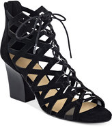 Marc Fisher Blair Lace-Up Dress Sandals