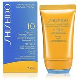 Shiseido NEW Protective Tanning Cream N SPF 10 (For Face) 50ml Womens Skin Care