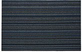 Chilewich Shag Skinny-Striped Indoor/Outdoor Doormat