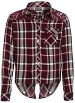Kaporal AURIC Shirt bordeaux