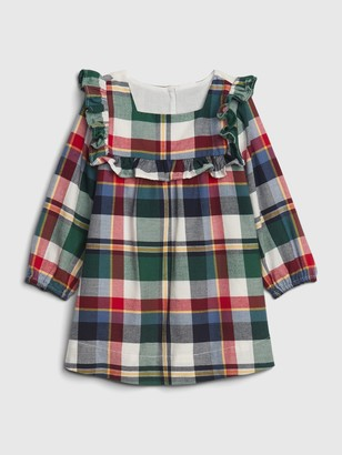 Gap Baby Plaid Dress