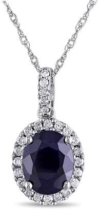 Rina Limor Fine Jewelry 14K Gold 0.24 Ct. Tw. Diamond Pendant Necklace