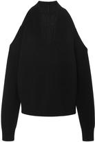 Nili Lotan Celeste Cutout Sweater