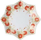 Maxwell & Williams Christmas Poinsettia Platter, 32cm