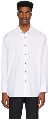 ANDERSSON BELL White Milano Shirt