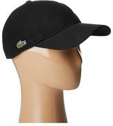Lacoste Cotton Pique Cap Caps