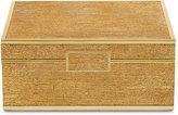 AERIN Small Linen Jewelry Box