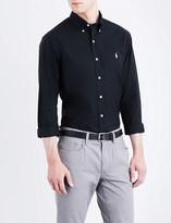 Polo Ralph Lauren Slim-fit single-cuff cotton shirt