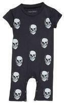 Lauren Moshi Baby's Mini Skull Bodysuit