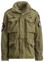 Ralph Lauren The Iconic M-65 Field Jacket Soldier Olive L