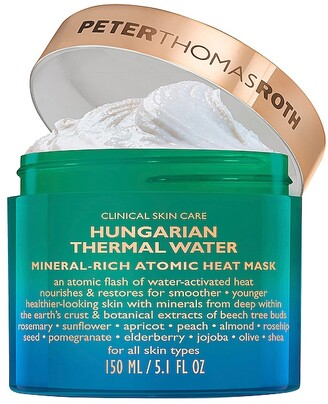 Peter Thomas Roth Hungarian Thermal Water Mineral Rich Heat Mask
