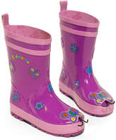 "Kidorable Butterfly"" Rain Boots"