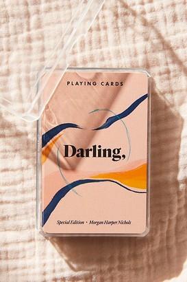 Darling x Morgan Harper Nichols Playing Cards