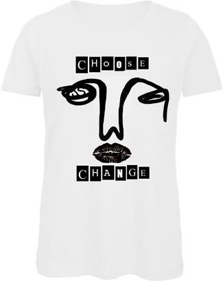 Jemimasara Choose Change T-Shirt
