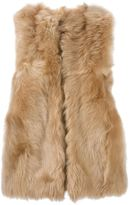 Fendi reversible fur gilet