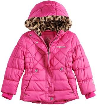 ZeroXposur Girls 4-16 Quilted Puffer Jacket