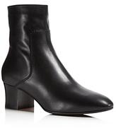 Aquatalia Fortuna Leather Weatherproof Booties - 100% Exclusive