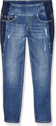 Jag Jeans Women's Petite Nora Marta Skinny Ankle Pull on Jean