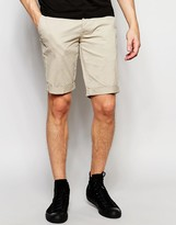 Minimum Chino Shorts In Stone