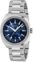 Gucci Analog GG2570 Classic Stainless Steel Bracelet Watch