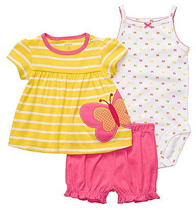 Carter's Carter ́s Infant Girls 3-Piece Set