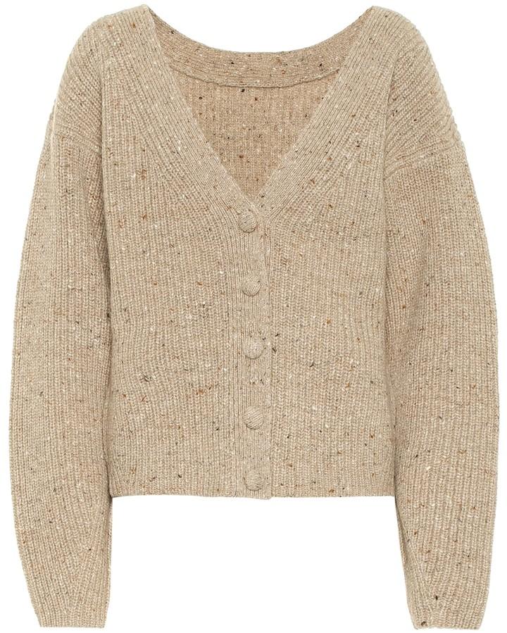 Altuzarra Wool and cashmere cardigan