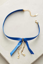 Anthropologie Prim Choker Necklace