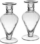 William Yeoward Lydia Crystal Candlesticks - Set of 2