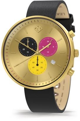 Newgate G6s Honey - Womens Chronograph Watch - Contemporary Gold