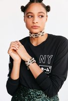 Venessa Arizaga Whatcha Say Pearl Choker Necklace