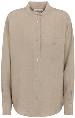 Etoile Isabel Marant Nauru linen shirt
