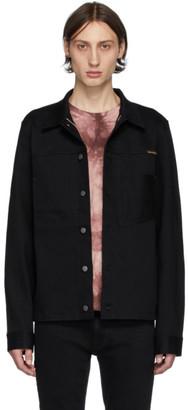 Nudie Jeans Black Ronny Jacket