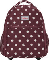 Cath Kidston Smudge Spot Cabin Wheeled Backpack
