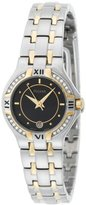 Pulsar Women's PXT606 Crystal Silver-Tone Watch