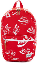 Herschel Lawson Coca Cola Canvas Backpack