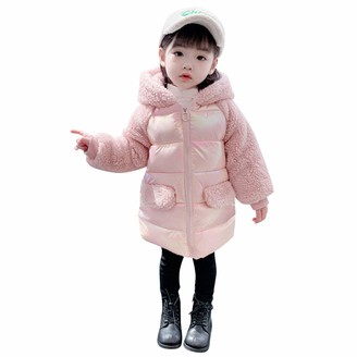 Moent Girls Hooded Coat