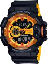 Casio Men's G-Shock GA400BY-1A Resin Japanese Quartz Diving Watch