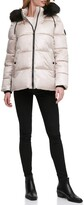 Thumbnail for your product : DKNY Women's Poly Puffer Plus Down Alternative Coat