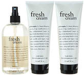 philosophy super-size body spritz & duo of lotion Auto-Delivery