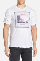 Bowery &First In Last Out& Graphic T-Shirt