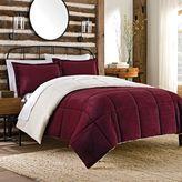 So-SoftTM Plush Reversible Mini Comforter Set