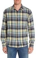 Prana Men's Woodman Regular Fit Flannel Shirt