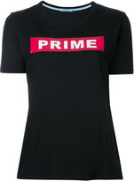 GUILD PRIME prime printed T-shirt - women - Cotton/Rayon - 34